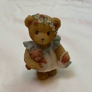 """Cherished Teddies """"Sweet Flowers for the Bride"""""""